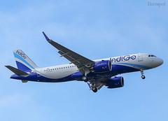 F-WWBX Airbus A320 Neo Indigo (@Eurospot) Tags: toulouse blagnac vtijt fwwbx airbus a320 neo indigo 9283
