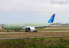 F-WWCZ Airbus A330 Neo Garuda (@Eurospot) Tags: fwwcz pkghg airbus a330 neo a330900 garuda 1946 toulouse blagnac