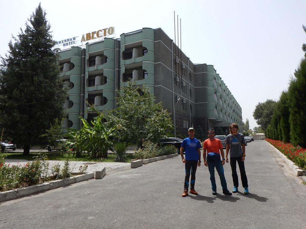 Dushanbe - Haz La Mochila