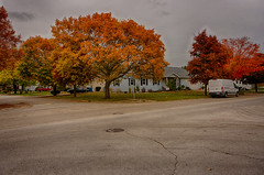 Peak Color (kendoman26) Tags: autumn autumncolors fall fallcolors morrisillinois sonyalpha sonyphotographing sonya6000 selp1650 hdr nikhdrefexpro2