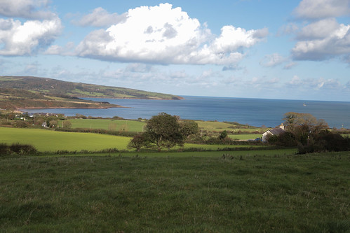 Tyn Lon overlooking Dulas Bay
