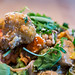 Bambussprossen, Champignons, Salat, Paprika und vieles mehr kombiniert bei Sattgrün