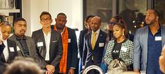 2019.10.23 Conversations with Human Rights Campaign President Alphonso David, Washington, DC USA 296 28020