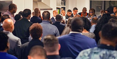 2019.10.23 Conversations with Human Rights Campaign President Alphonso David, Washington, DC USA 296 28032