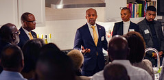 2019.10.23 Conversations with Human Rights Campaign President Alphonso David, Washington, DC USA 296 28038