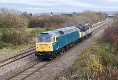 47375 and 56302. (cotswold45) Tags: 0z21 56302 47375