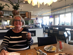 Ritsa at Breakfast (RobW_) Tags: ritsa breakfast mövenpick hotel egerkingen switzerland thursday 17oct2019 october 2019