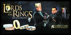 The Lords for Your Precious Rings (l plater) Tags: lordsoftherings robertcliffmasterjewellers castletowers castlehill sydney