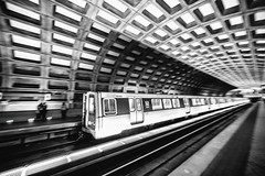 And Now I Am Less (Thomas Hawk) Tags: america dc districtofcolumbia metro usa unitedstates unitedstatesofamerica washingtondc architecture bw fav10 fav25 fav50 fav100