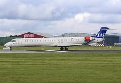 SAS Bombardier CRJ-900LR EI-FPM (josh83680) Tags: manchesterairport manchester airport man egcc eifpm bombardier bombardiercrj900lr crj900lr bombardiercrj900 crj900 sas cityjet city jet