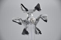 TIE Defender Mini Scale 010 (fnxrak) Tags: starwars tiedefender tie miniscale moc star wars lego fnxrak