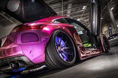 TTRS (Dave GRR) Tags: audi ttrs custom supercar hypercar customcar wheels tires autoshow olympus