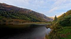 Autumn in Glendalough 8 (Kevin_Barrett_) Tags: ireland wicklow glendalough trees autumn fall landscape lake water scenic scenery serene sky