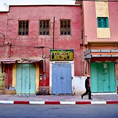 Noon in Erfoud, Marocco