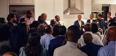 2019.10.23 Conversations with Human Rights Campaign President Alphonso David, Washington, DC USA 296 28034