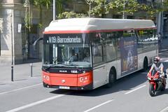 AUTOBÚS MAN - 1608 - 0616 JVC - V19 (Yeagov_Cat) Tags: 2019 barcelona catalunya passeiglluíscompanys autobús bus transportsmetropolitansdebarcelona tmb man 1608 0616jvc v19