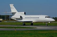 C-FXXU (Flightexec) (Steelhead 2010) Tags: yhm creg cfxxu dassault falcon f900 bizjet flightexec