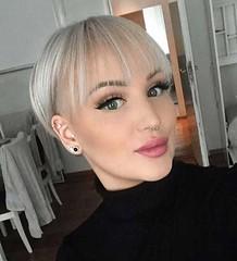 20 Super Mignon Coiffures Courtes pour les Cheveux fins (votrecoiffure) Tags: 2019 cheveux coiffure votrecoiffure