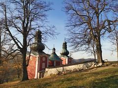 Calvary, Banská Štiavnica - Lower Church (18th cent.) (sandorson) Tags: slovakia felvidék banskáštiavnica selmecbánya kálvária calvary baroque kalvária schemnitz