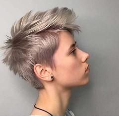 20 Photos de Moderne, Coiffures Courtes pour les Femmes (votrecoiffure) Tags: 2019 cheveux coiffure votrecoiffure