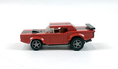 1970's Muscle Car (timhenderson73) Tags: lego ideas muscle car hot rod contest