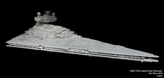 Star Wars LEGO 75252 Imperial Star Destroyer (KatanaZ) Tags: starwars lego75252 imperialstardestroyer imperialofficer imperialcrewmember devastator tantiveiv lego ucs ultimatecollectorseries minifigures minifigs