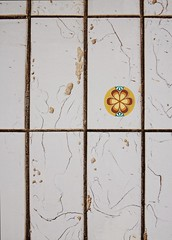.. Just echoes in the ivory halls, when time stood still.. (erlingraahede) Tags: denmark holstebro vsco canon decay old tiles bedifferent vintage simplicity lines
