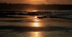 Sunset over Cullen Bay (Troonafish) Tags: scotland scottish scottishlandscape scottishscenery scottishcountryside landscape landscapes landscapephotography scenery scenic countryside thegreatoutdoors gavintroon gavtroon 2019 canon canon5d2 canon5dii canon5dmark2 canon5dmarkii 5d2 5dii 5dmark2 5dmarkii bestview naturalbeauty sunset sunsets sunsetoversea sunsetoverwater sun sunlight orangesky orange cullen cullenbeach portknockie moray morayfirth morayshire moraycoast coast coastline coastal sea seascape seascapephotography seascapes seashore