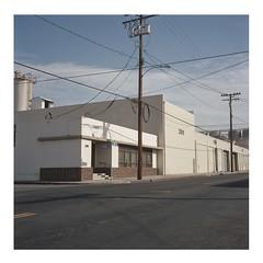 38th St. (ADMurr) Tags: la eastside vernon hasselblad 500cm 50mm distagon zeiss cz streetscape 6x6 square dad956