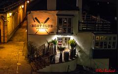 The Boat Club (red.richard) Tags: the boat club durham night lights oars river pub nikon d800