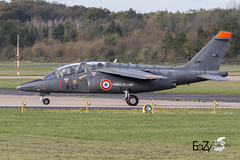 8-LT (E147) French Air Force (Armée de l'Air) Dassault-Dornier Alpha Jet E (EaZyBnA - Thanks for 3.500.000 views) Tags: 8lt e147 frenchairforce arméedelair dassaultdornier alphajete flugzeug franceairforce france frankreich french eazy eos70d ef100400mmf4556lisiiusm europe europa 100400isiiusm 100400mm canon canoneos70d warbirds warplanespotting warplanes warplane wareagles autofocus airforce aviation air airbase taxiway ngc nato etnn nordrheinwestfalen nörvenich nrw nörvenichairbase airbasenörvenich fliegerhorstnörvenich militärflugplatznörvenich fliegerhorst taktischesluftwaffengeschwader taktlwg31 taktlwg boelke luftwaffe luftstreitkräfte luftfahrt planespotter planespotting plane military militärflugzeug militärflugplatz trainer deutschland departure germany german dep dassault dassaultdornieralphajet dassaultdornieralphajet1e alphajet dornier