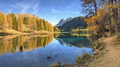 *Lai da Palpuogna @ autumn glow* (Albert Wirtz @ Landscape and Nature Photography) Tags: albertwirtz schweiz graubünden grisons palpuognasee lakepalpuogna laidapalpuogna switzerland reflection herbst autumn fall autunno water wasser türkis turquoise lärchen larch nikon d810 panoramic panorama albulatal albula albulapass bergün bravuogn fineart fineartphotography landscapefineart landscape landschaft natur nature natura paesaggio paysage campo campagne campagna paisaje paesaggi spiegelung suisse alps alpen mountain berge see lake