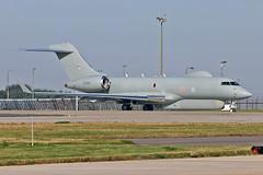 ZJ694 BD700 Global Express Sentinel R1 Royal Air Force WTN Cobra Warrior 2019 17-09-19 (PlanecrazyUK) Tags: rafwaddington egxw wtn lincoln lincs zj694 bd700globalexpresssentinelr1 royalairforce cobrawarrior2019 170919
