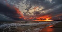 Barcelona (StarCitizen) Tags: barcelona catalonia spain sea sunset red epic landscape seascape dusk storm elitegalleryaoi bestcapturesaoi aoi