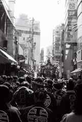 祭 (Architecamera) Tags: monochrome blackwhite blackandwhite snap people street festival 祭 bw