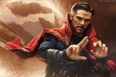 Hot Toys Infinity War Doctor Strange (dorklordcollectibles) Tags: hottoys actionfigure toy onesixth onesixthscale toyphotography sonya6000 a6000 doctorstrange marvel benedictcumberbatch