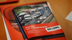 """25.10.2019 Konferenz """"Zukunft der AutoMobilität"""" Berlin (linksfraktion) Tags: klimagerechtigkeit klimawandel auto berlin bundestag linksfraktionimbundestag"""