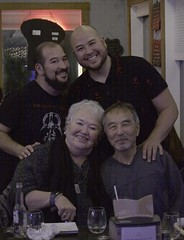 Kinjo family (zawaski -- Thank you for your visits & comments) Tags: alberta beauty canada 4hire naturallight noflash kinjo serves zawaski©2019 calgary love revisit paris ambientlight lovepeace editing canonefs55250mmf456isstm