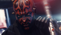 Hot Toys Darth Maul (dorklordcollectibles) Tags: hottoys actionfigure toy onesixth onesixthscale photography sonya6000 a6000 starwars darthmaul raypark thephantommenace
