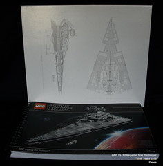 Star Wars LEGO 75252 Imperial Star Destroyer (KatanaZ) Tags: starwars lego minifigs ucs imperialstardestroyer minifigures imperialofficer ultimatecollectorseries lego75252 imperialcrewmember devastator tantiveiv