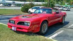 Pontiac Trans AM (Dave* Seven One) Tags: pontiac transam pontiactransam gm 1977 66l 400cid v8 1970s classic vintage ttops firebird