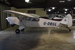 G-DRGL Piper PA-18 Super Cub (graham19492000) Tags: goodwoodairfield gdrgl piper pa18 supercub