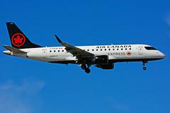 C-FEJD (Air Canada EXPRESS -  Sky Regional) (Steelhead 2010) Tags: aircanada aircanadaexpress skyregional embraer emb175 yyz creg cfejd