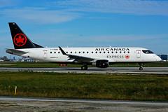 C-FRQN (Air Canada EXPRESS - Sky Regional) (Steelhead 2010) Tags: aircanada aircanadaexpress skyregional embraer emb175 yyz creg cfrqn
