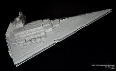 Star Wars LEGO 75252 Imperial Star Destroyer (KatanaZ) Tags: starwars lego75252 imperialstardestroyer imperialofficer imperialcrewmember devastator tantiveiv lego ucs ultimatecollectorseries minifigures minifigs