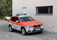 BMW X3 emergency doctor (seanavigatorsson) Tags: automobil car bmw x3 notarzt emergency doctor emergencydoctor