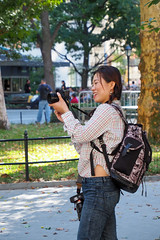 2780-Making Pictures (Eclectic Jack) Tags: new york big apple september 2019 street candid people man woman city vacation weather good
