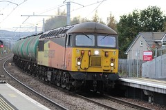 CAMELON 56302 PECO (johnwebb292) Tags: camelon diesel class 56 56302 peco colasrail