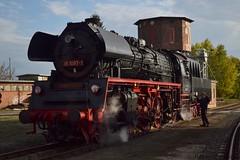 35 1097-1 in Wittenberge (k4t30) Tags: dampflokfreundesalzwedel historischerlokschuppenwittenberge wittenberge bwwittenberge deutschereichsbahn 3510971 231097