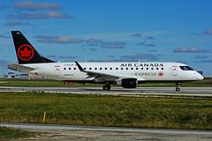 C-FEJP (Air Canada Express - Sky Regional) (Steelhead 2010) Tags: aircanada aircanadaexpress skyregional embraer emb175 yyz creg cfejp
